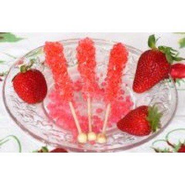 Carlsbad Gourmet Strawberry Crystal Sticks