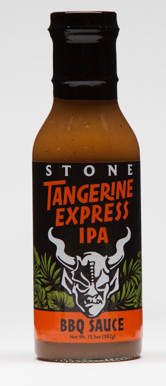 Tangerine Express IPA BBQ Sauce