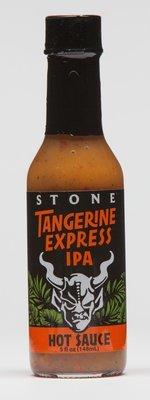 Tangerine Express IPA Hot Sauce