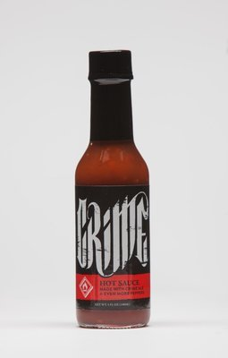 Arrogant Bastard Crime Scorpion Hot Sauce