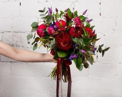Double Signature Bouquet