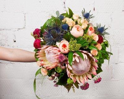 Triple Signature Bouquet