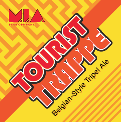 MIA Beer Company Tourist Trappe Belgian Style Tripel (6-PACK)