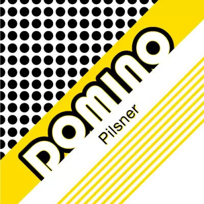 MIA Beer Company Domino Pilsner Lager (6-PACK)