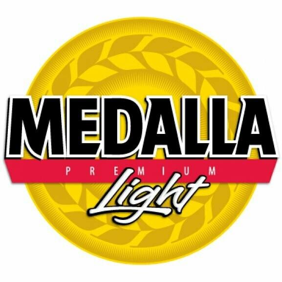 Medalla Light Premium Lager (12-PACK)