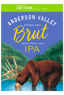 Anderson Valley Brut IPA (1/6 BBL KEG)