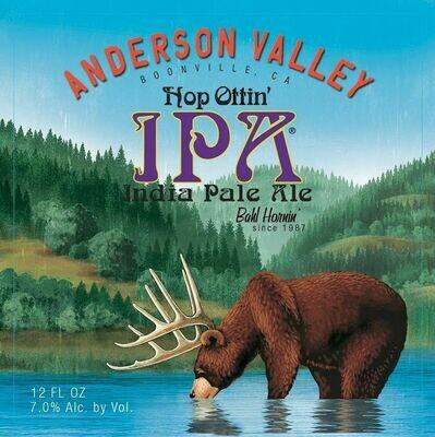 Anderson Valley Hop Ottin' IPA (1/6 BBL KEG)