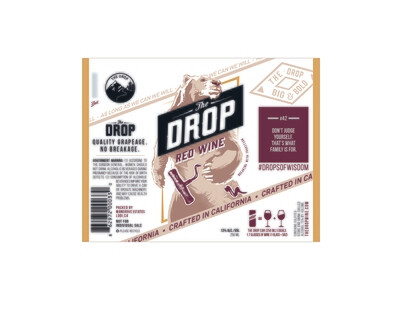 The Drop Cali Red Wine (4-PACK)