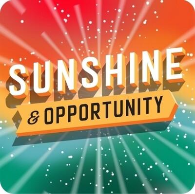 Almanac Beer Co. Sunshine & Opportunity Farmhouse Ale - Saison  (1/6 BBL KEG)