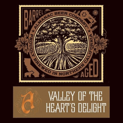 Almanac Beer Co. Valley of the Heart's Delight Sour Other (Single)