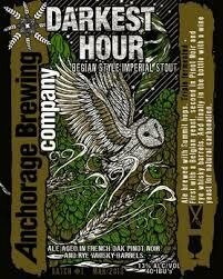 Anchorage Brewing Darkest Hour Whiskey Stout Imperial Double (Single)