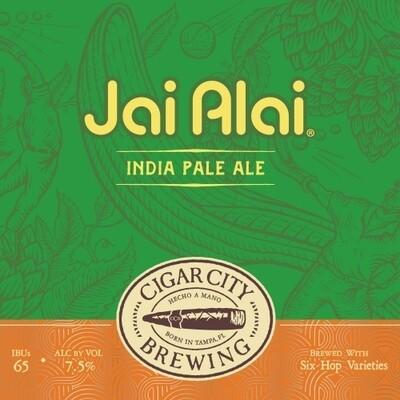 Cigar City Brewing Jai Alai IPA (6-PACK)