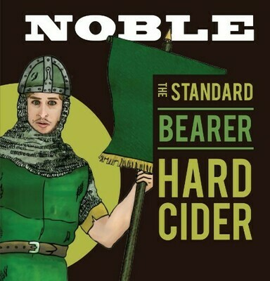 Noble Hard Cider The Standard Bearer (6-Pack)
