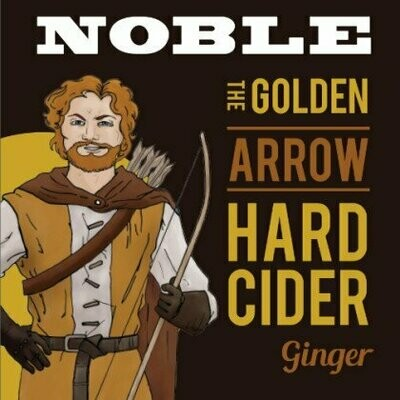 Noble Hard Cider The Golden Arrow (6-Pack)