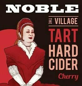 Noble Hard Cider The Village Tart (4-Pack)