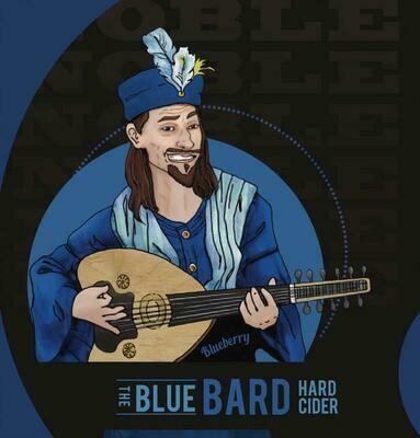 Noble Hard Cider Blue Bard (Single)
