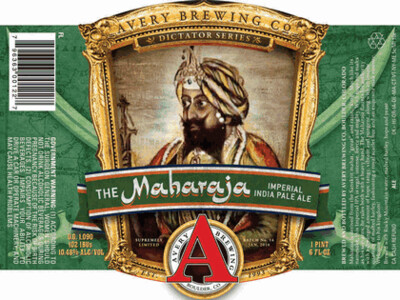 Avery The Maharaja (6 PACK)