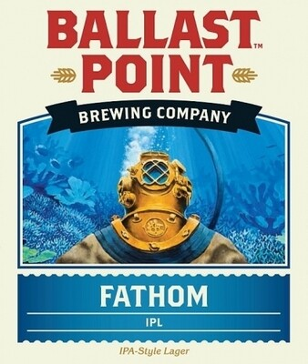 Ballast Point Fathom (6 PACK)