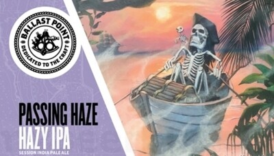 Ballast Point Passing Haze (6 PACK)