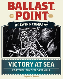 Ballast Point Victory At Sea (6 PACK)