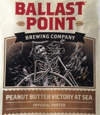 Ballast Point Peanut Butter VAS (6 PACK)