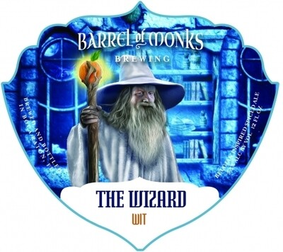 Barrel of Monks Wizard Wit (6 PACK)