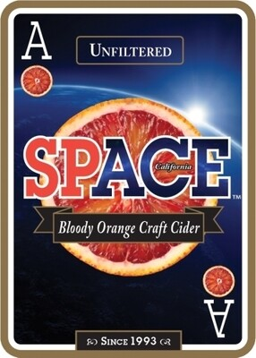 Ace Space Blood Orange Cider (6 PACK)