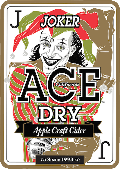 Ace Joker Cider (6 PACK)