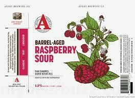Avery Raspberry Sout (12 PACK)