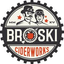 Broski Ciderworks Mango Cider (1/6 KEG )
