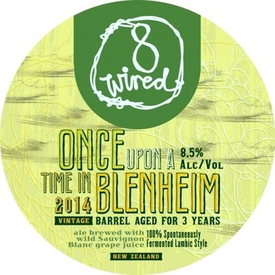 8 Wired Once Upon A Time In Blenheim (20L)