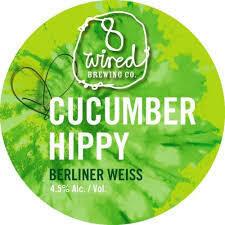 8 Wired Hippy Berliner Cucumber (1/6 BBL Keg)