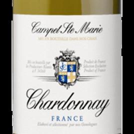 Campet Ste. Marie / Chardonnay 2016 (Single)