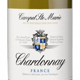 Campet Ste. Marie / Chardonnay 2016 (Single)