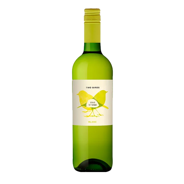 Two Birds One Stone-Blanc-Appellation: Languedoc/Herault 2016 (Single)