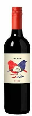 Two Birds One Stone-Rouge - Appellation: Languedoc/Herault 2016 (Single)
