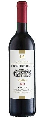 Chateau LaBastide - Malbec - Appellation: Cahors 2016 (Single)
