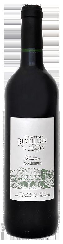Chateau Reveillon 2014 Rouge de France - Appellation: Corbieres (Single)