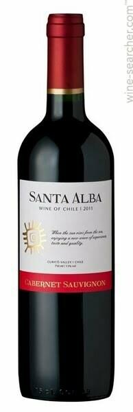 Santa Alba - Cabernet Sauvignon 2018 (Single)