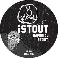 8 Wired iStout - Stout/Russian Imperial (SINGLE)