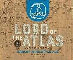 8 Wired Lord of the Atlas - Barleywine/American (SINGLE)