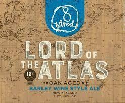 8 Wired Lord of the Atlas - Barleywine/American (SINGLE)