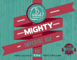 8 Wired Mighty Imperial Ale - Strong Ale/American (SINGLE)