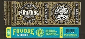 Almanac Beer Co. Foudre Punch - Sour/Other (SINGLE)