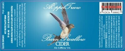 AEppelTreow Winery Barn Swallow Cider - Cider/Traditional (SINGLE)