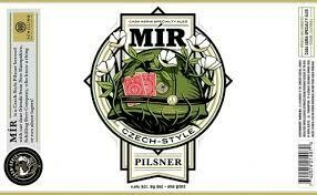 Casa Agria Specialty Ales Mir - Pilsner/Czech (4 PACK)