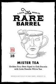 The Rare Barrel Mister Tea - Sour/Other (SINGLE)
