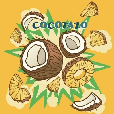 Cocotazo! - Fruit Beer (4 PACK)