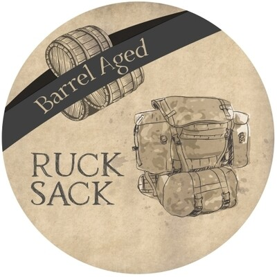 Bangin Banjo Brewing BA Ruck Sack Imperial Milk Stout (2020)(SINGLE)