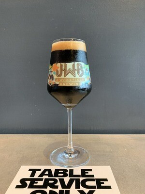 J Wakefield Brewing JWB Adjunct Glass (MERCH)